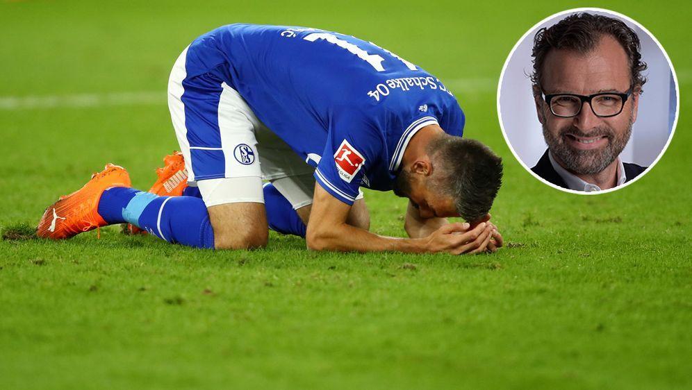 ran-Sportchef Alexander Rösner mit einem Kommentar zur Lage auf Schalke. - Bildquelle: Imago / ran