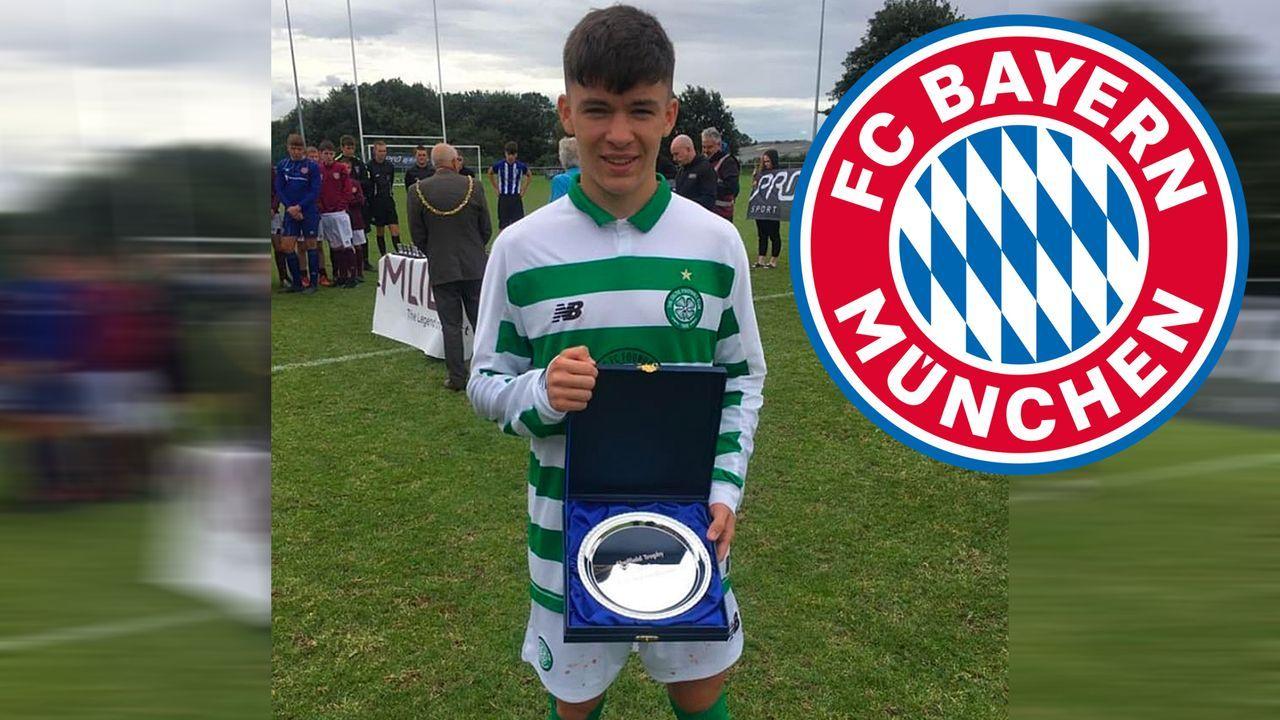 Barry Hepburn (FC Bayern München) - Bildquelle: twitter@munich_times