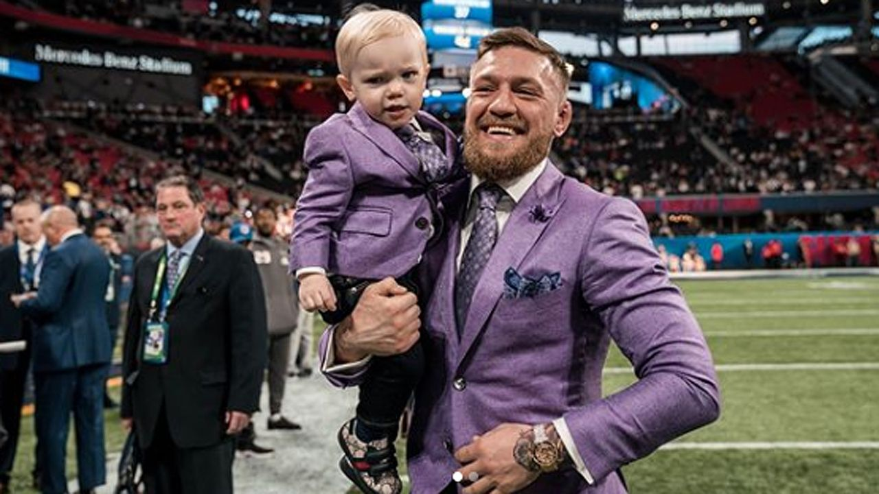 Conor McGregor - Bildquelle: thenotoriousmma/instagram
