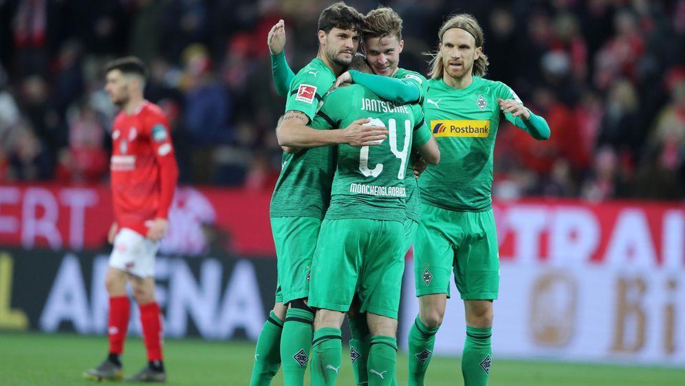 Gladbach feiert Auswärtssieg in Mainz - Bildquelle: Getty Images