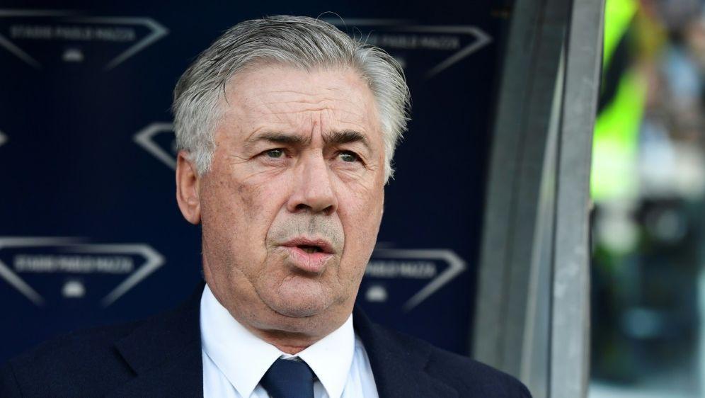 Ancelotti nach Rot für ein Spiel gesperrt - Bildquelle: AFPAFPMiguel MEDINA