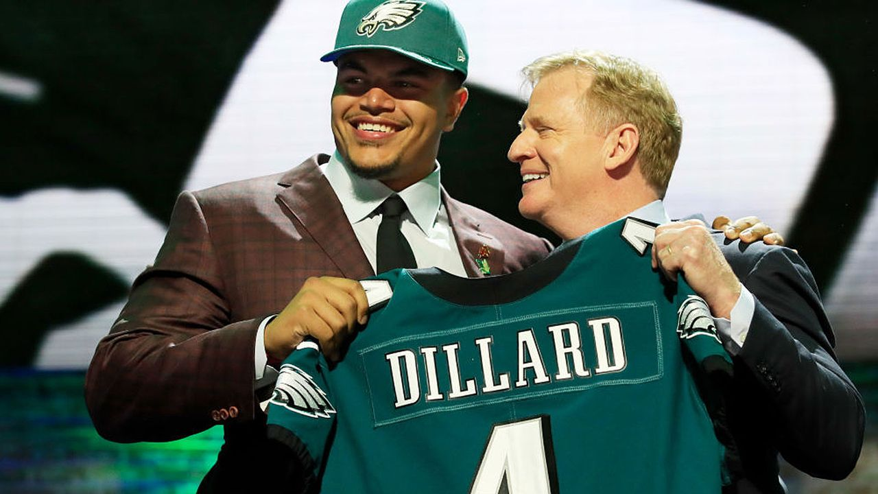 Die Draft Picks der Philadelphia Eagles (5) - Bildquelle: 2019 Getty Images