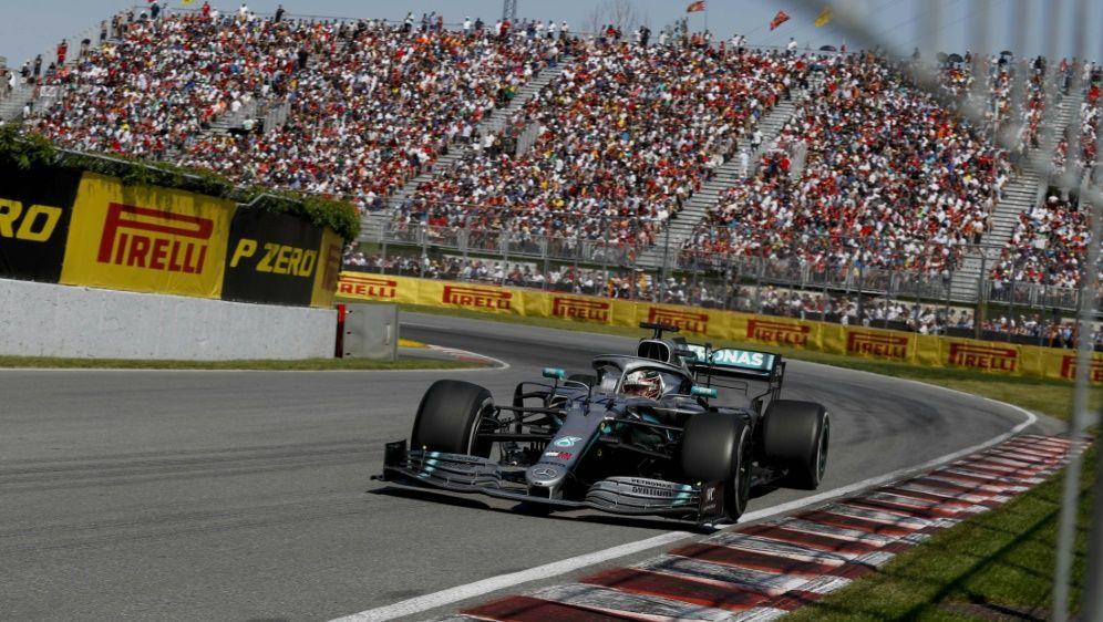 Fehlte beim Medientag: Lewis Hamilton - Bildquelle: PIXATHLONPIXATHLONSID