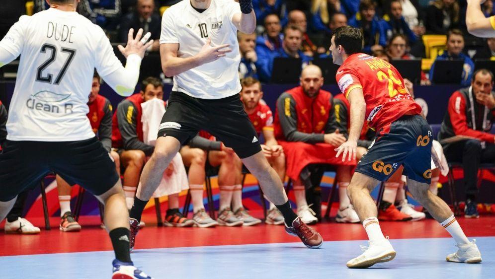 Spanien Schlagt Lettland Bei Der Handball Em