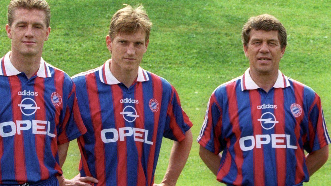 Otto Rehhagel und Andreas Herzog - Bildquelle: imago sportfotodienst