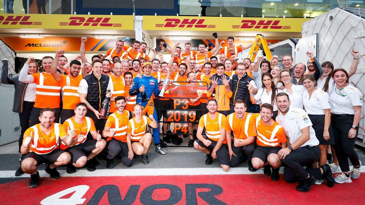 Gewinner: McLaren - Bildquelle: imago images/Motorsport Images