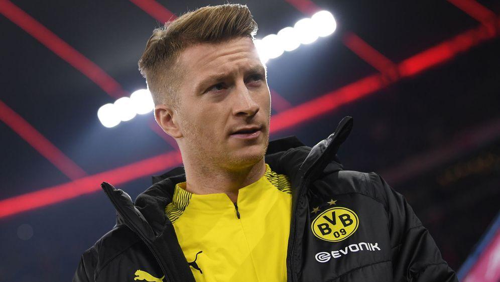 Marco Reus sagt Joachim Löw ab - Bildquelle: 2019 Getty Images