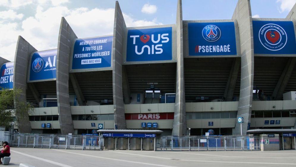 Paris darf beim Testspiel vor Zuschauern spielen - Bildquelle: AFPHans LucasSIDQuentin de Groeve