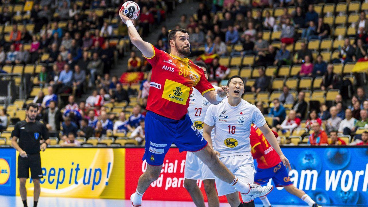 Der Top-Star von Spanien: Gedeon Guardiola - Bildquelle: imago/wolf-sportfoto