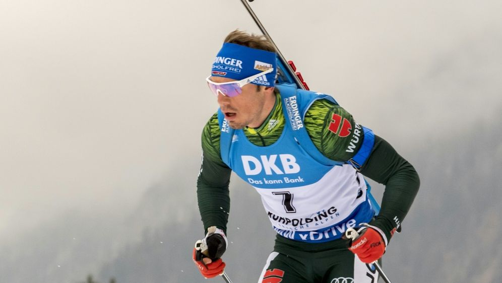 Simon Schempp wird nicht an der Biathlon-WM teilnehmen - Bildquelle: PIXATHLONPIXATHLONSID