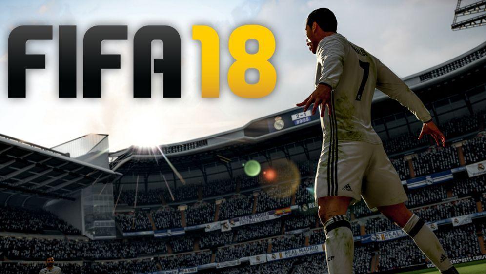Noch heute erscheint die Demo für FIFA 18. - Bildquelle: EA SPORTS