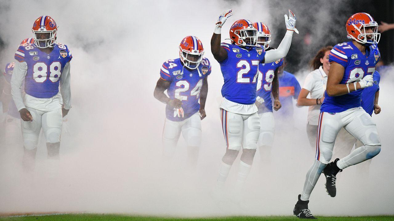 Florida Gators - Bildquelle: 2019 Getty Images