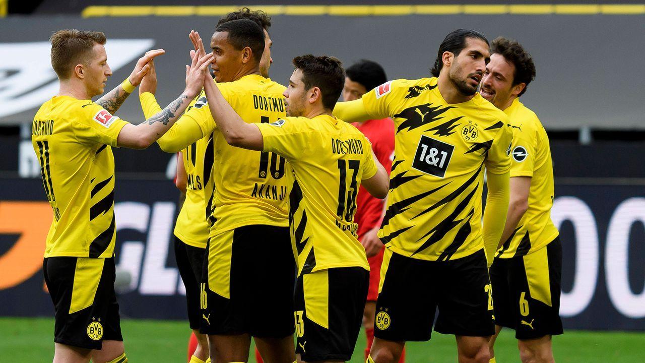 Fazit: Wer schnappt sich den DFB-Pokal 2020/21? - Bildquelle: Imago Images