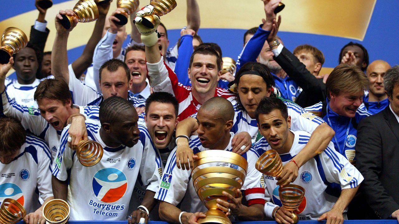 Ligapokalsieg und Rückkehr auf die europäische Bühne