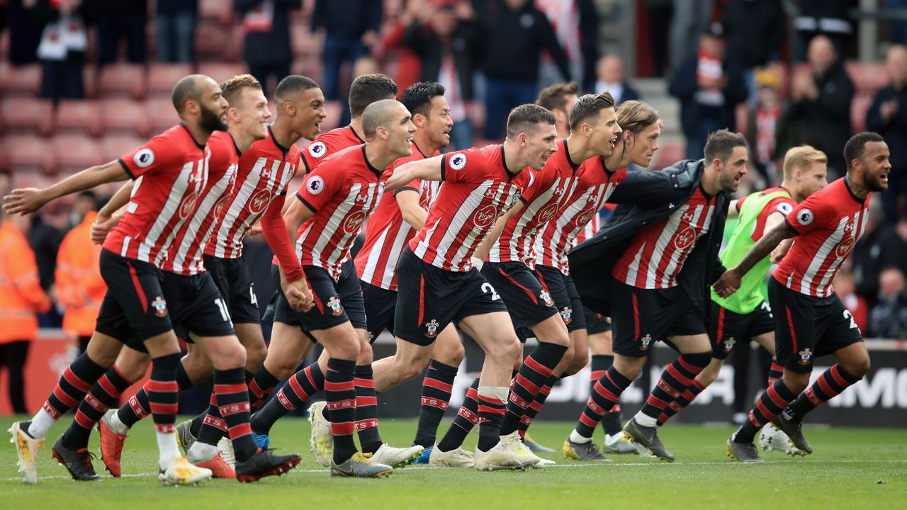 FC Southampton - Bildquelle: 2019 Getty Images