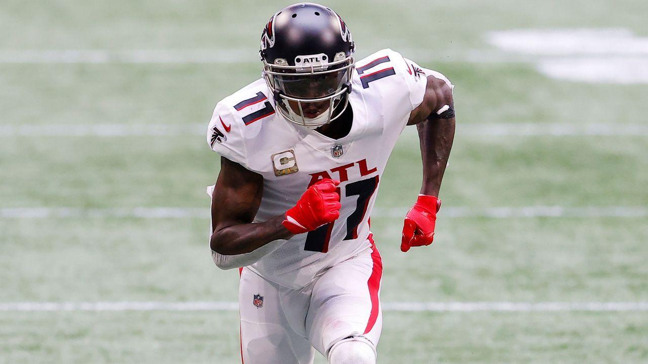 Wide Receiver: Julio Jones (Atlanta Falcons) - Bildquelle: 2020 Getty Images
