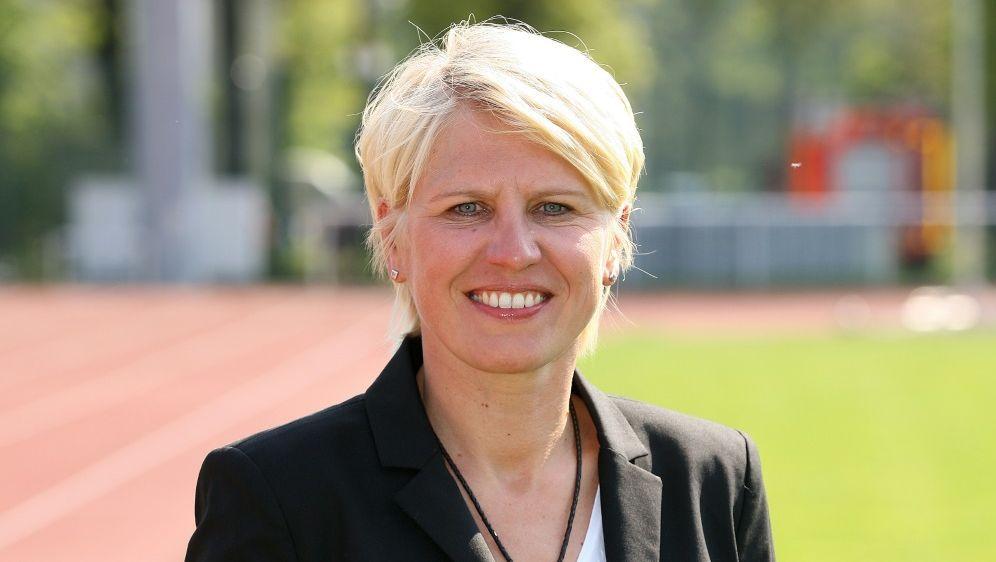 Die viermalige Europameisterin Doris Fitschen hat Krebs - Bildquelle: FIROFIROSID