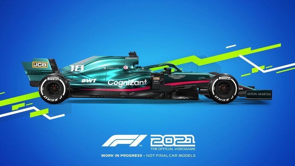 F1 2021 erscheint am 16. Juli.