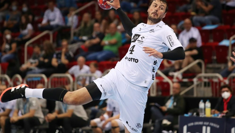 Domagoj Duvnjak traf gegen seinen Ex-Club siebenmal - Bildquelle: FIRO/FIRO/SID/