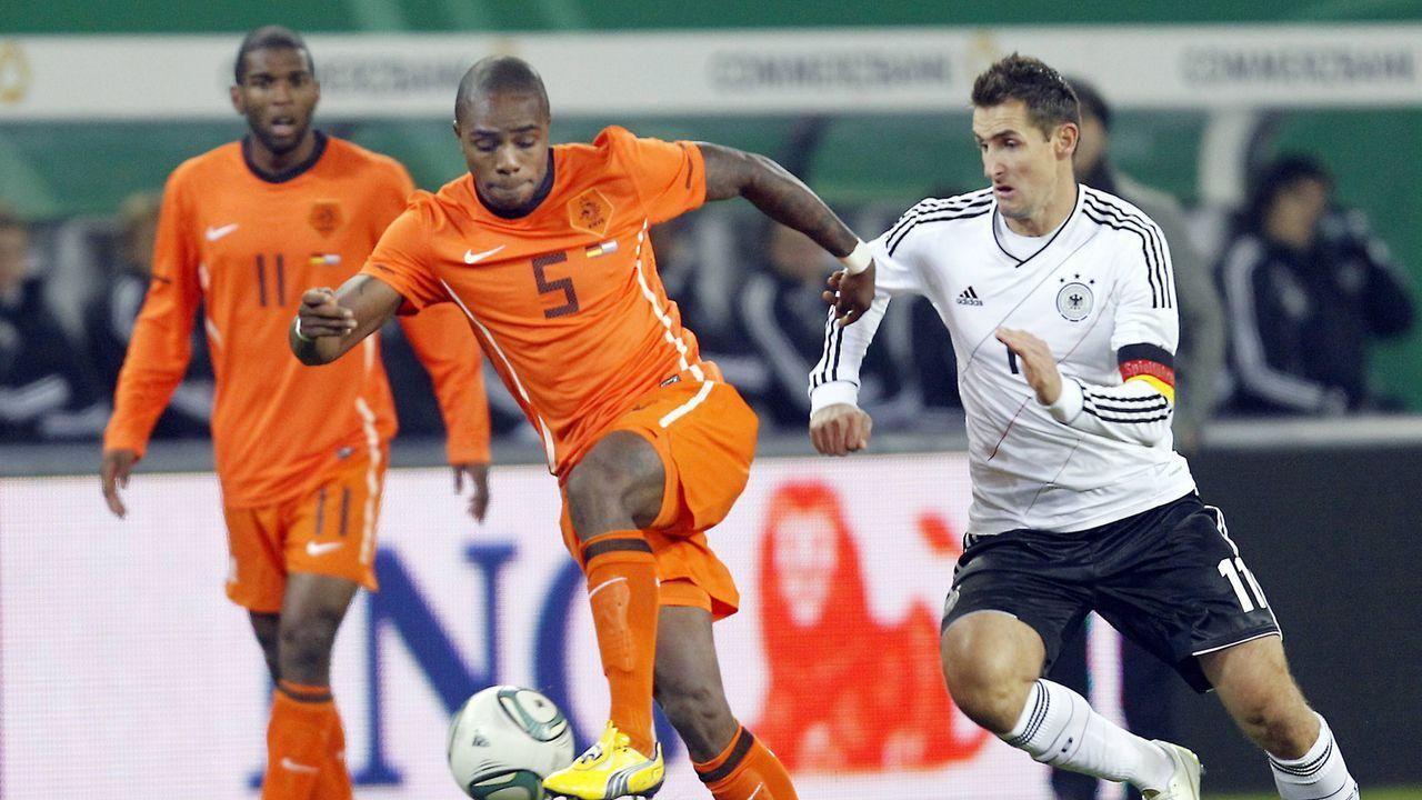 Deutschland – Niederlande 3:0 (2011, Freundschaftsspiel) - Bildquelle: imago/Pro Shots