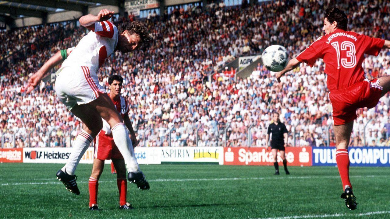 VfB Stuttgart (Saison 1991/92) - Bildquelle: imago sportfotodienst