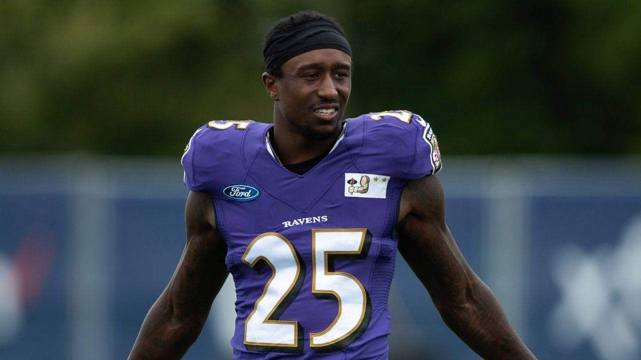 Tavon Young (Baltimore Ravens) - Bildquelle: imago/Icon SMI