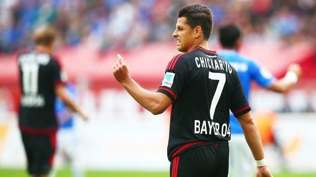 Javier Hernandez - Bildquelle: Getty Images