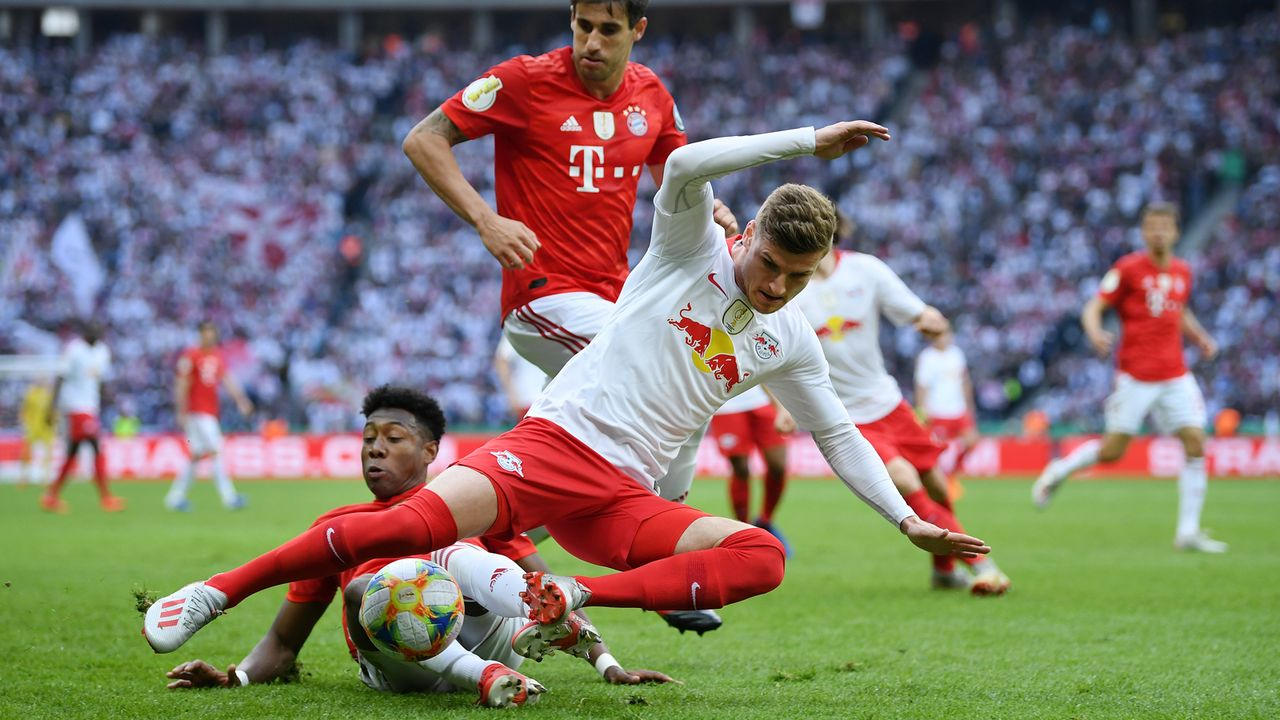 Timo Werner - Bildquelle: 2019 Getty Images