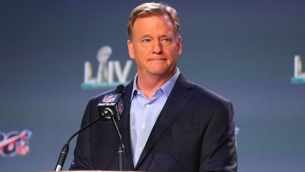 Commissioner Roger Goodell hat härte Vorschriften für die 32 NFL-Teams verab... - Bildquelle: imago images/Icon SMI
