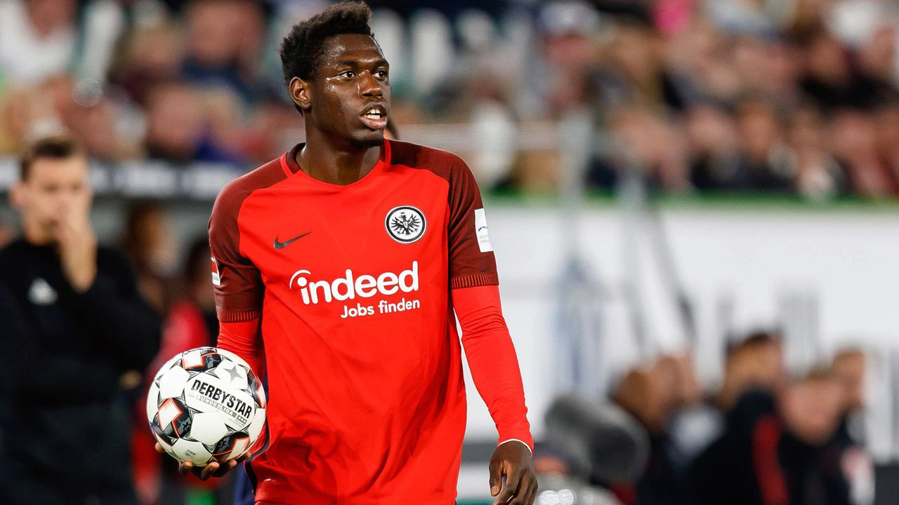 Platz 4 - Danny da Costa (Eintracht Frankfurt) - Bildquelle: imago images / DeFodi