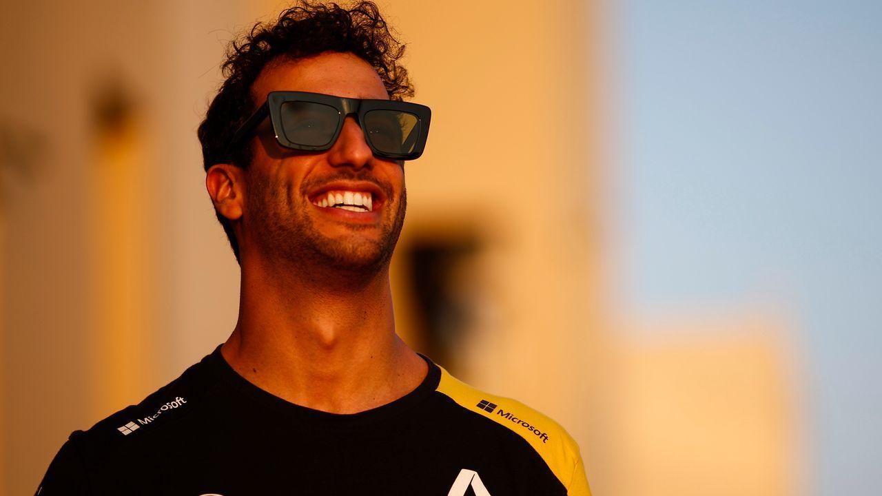 6. Daniel Ricciardo (Renault) - Bildquelle: imago images/Motorsport Images