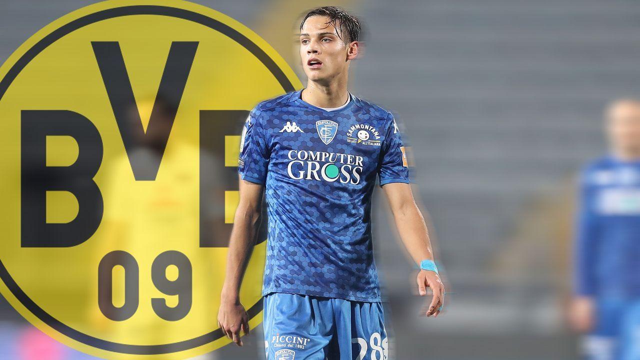 Samuele Ricci (FC Empoli) - Bildquelle: 2020 Getty Images