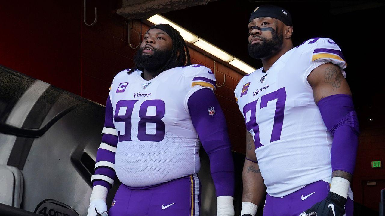 Verlierer: Minnesota Vikings - Bildquelle: 2020 Getty Images
