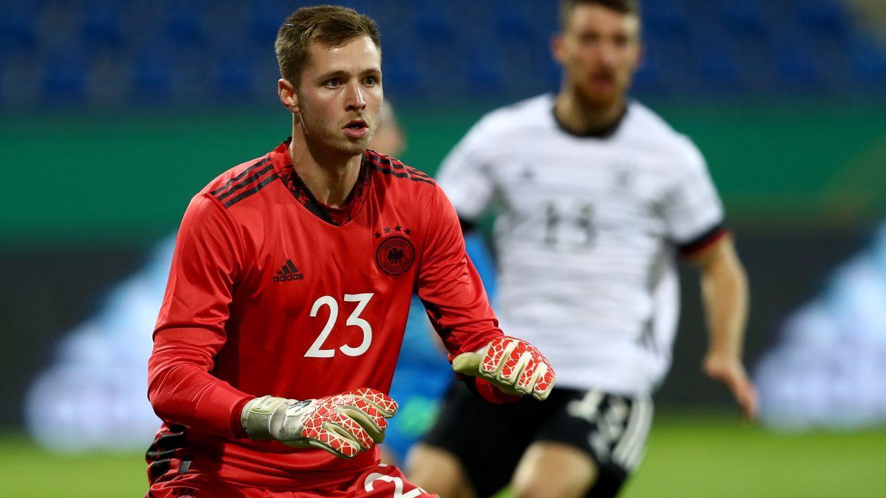 Tor: Lennart Grill (Bayer 04 Leverkusen) - Bildquelle: 2020 Getty Images