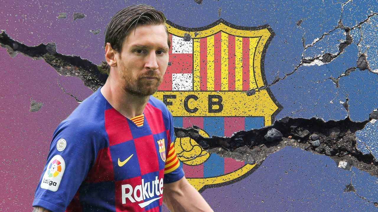 Lionel Messi (FC Barcelona) - Bildquelle: Imago