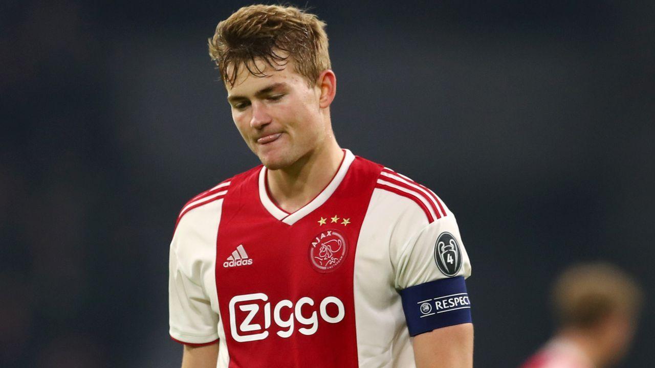 Matthijs de Ligt (Ajax Amsterdam) - Bildquelle: 2019 Getty Images