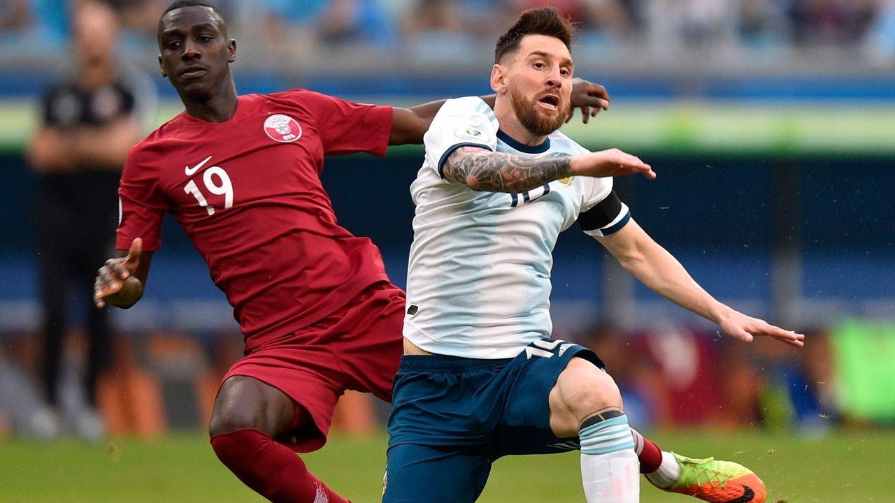 Platz 5: Argentinien - Bildquelle: 2019 Getty Images