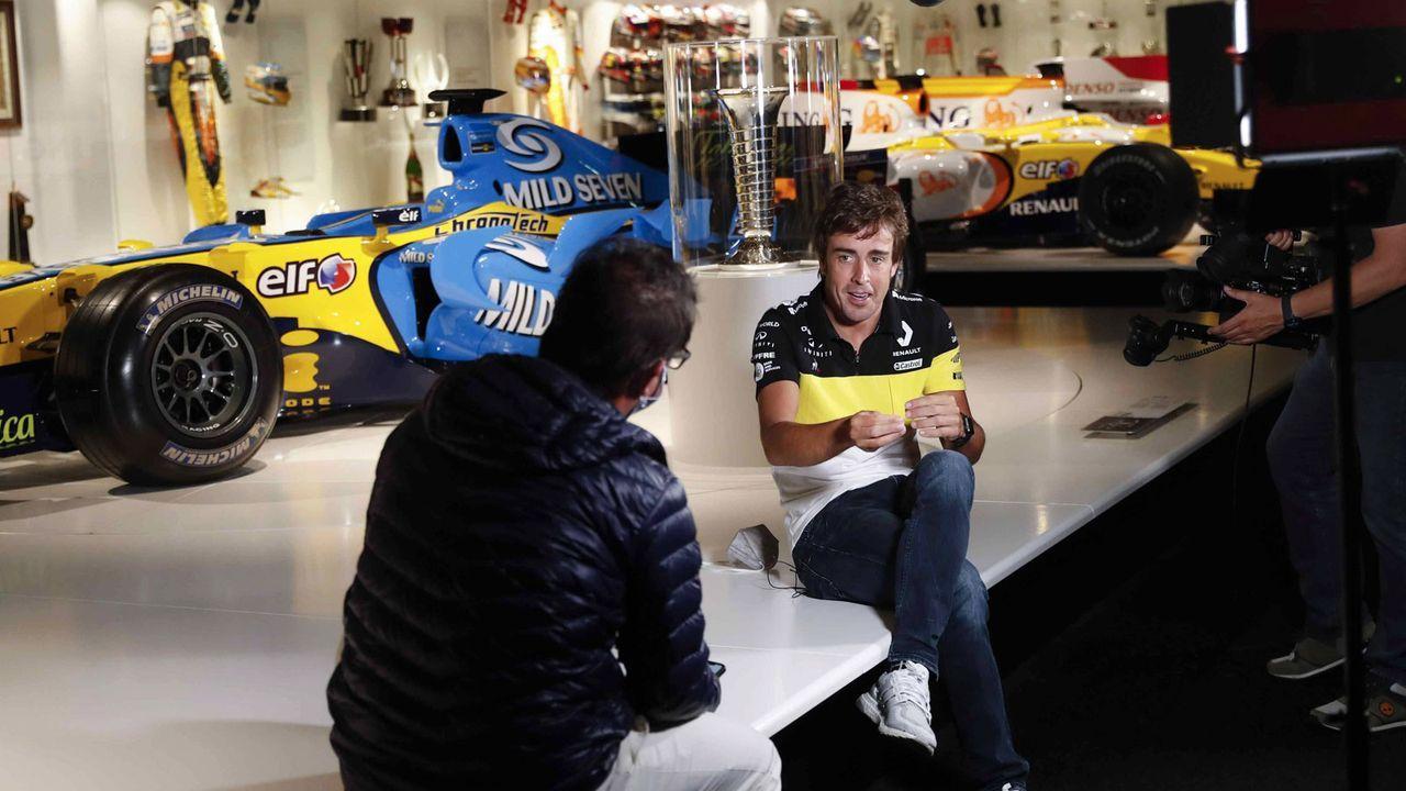 Zurück zu den Wurzeln: Formel-1-Comeback mit Renault - Bildquelle: imago images/Agencia EFE
