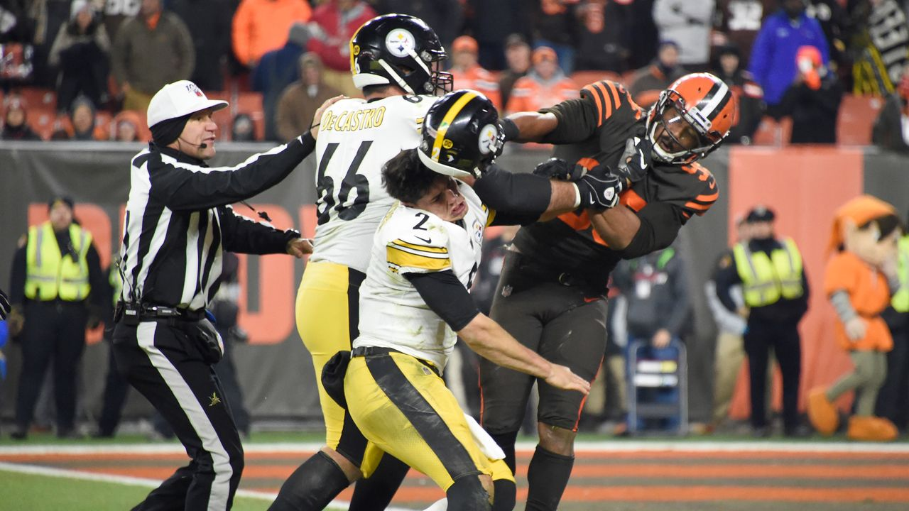 6. Spieltag: Hassduell 2.0 bei Cleveland Browns @ Pittsburgh Steelers? - Bildquelle: 2019 Getty Images