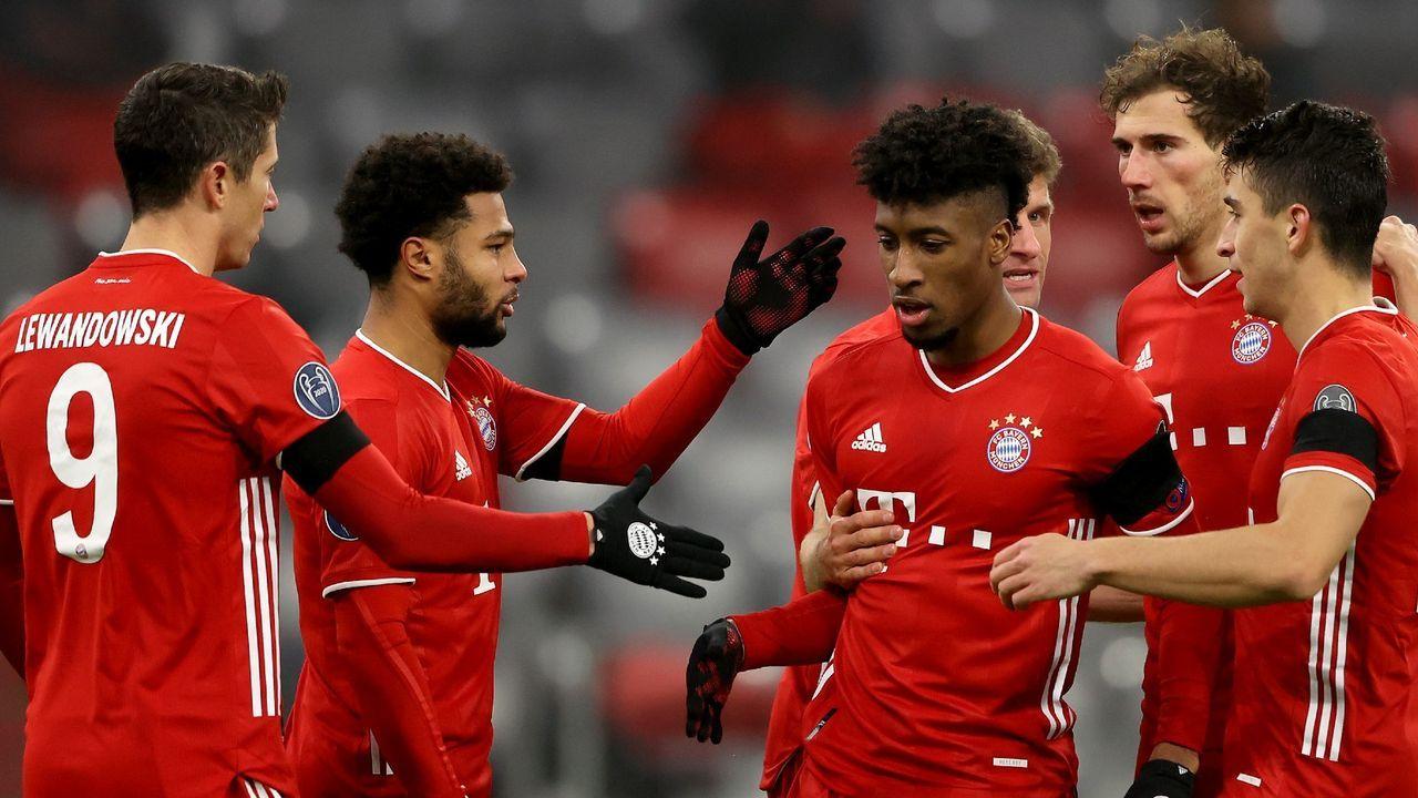 FC Bayern - Bildquelle: Getty