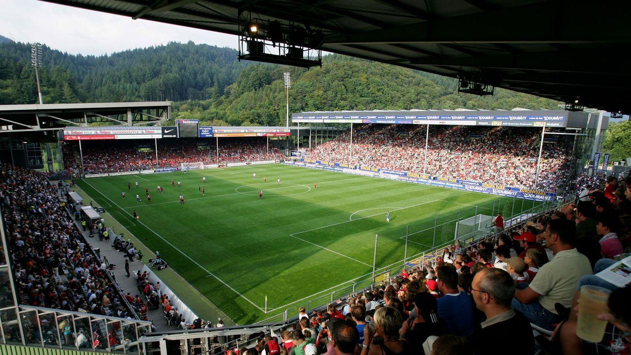 SC Freiburg - Bildquelle: 2009 Getty Images
