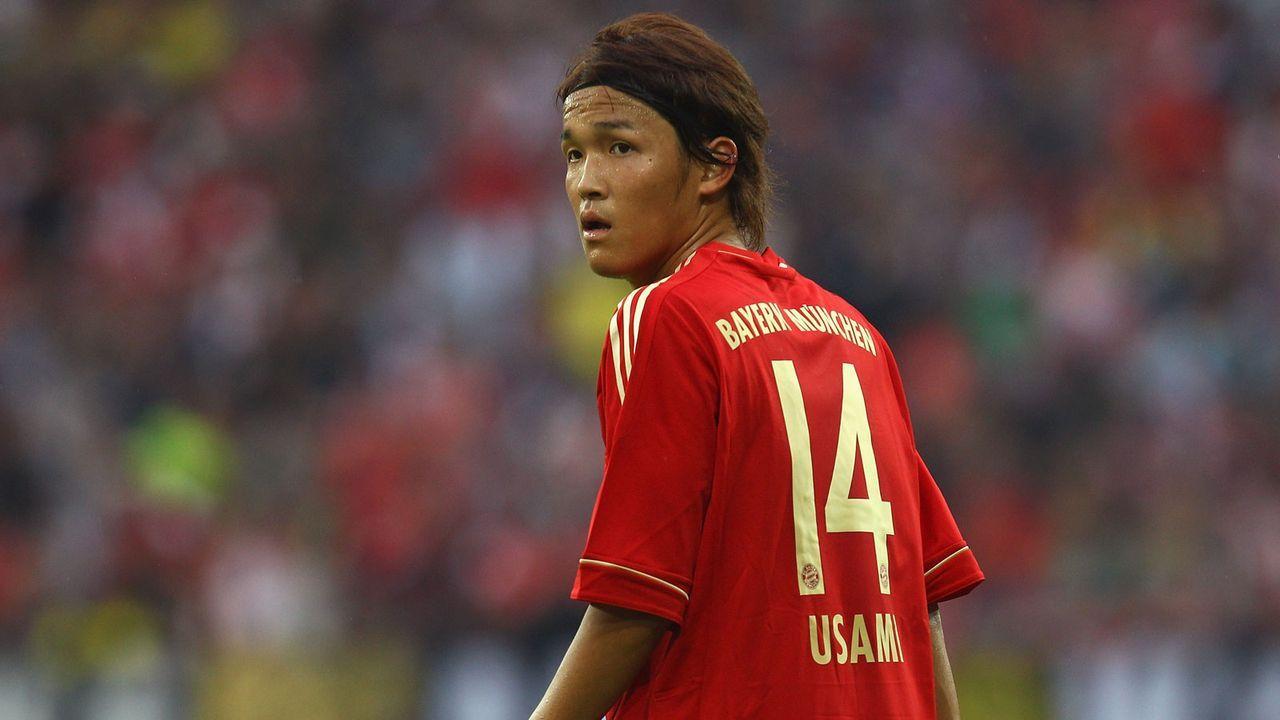 Takashi Usami - Bildquelle: 2011 Getty Images