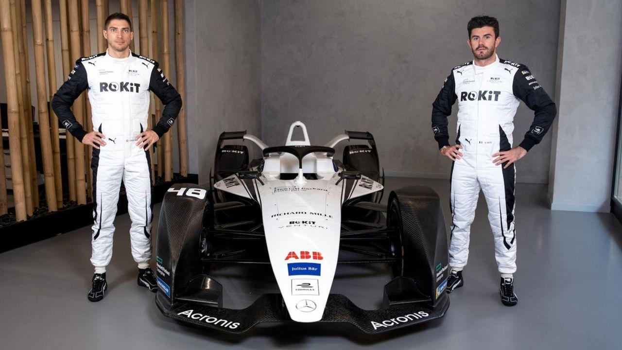 ROKiT Venturi Racing  - Bildquelle: ROKiT Venturi Racing