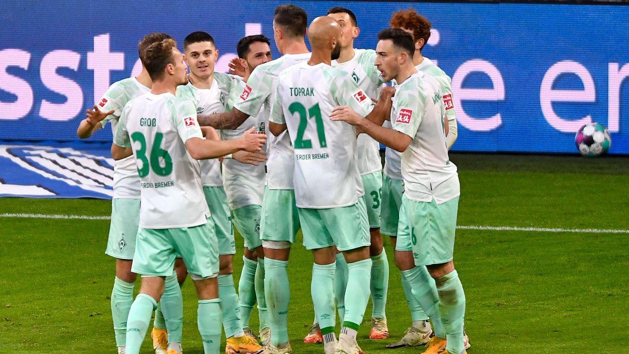 Platz 12: SV Werder Bremen - Bildquelle: Getty Images