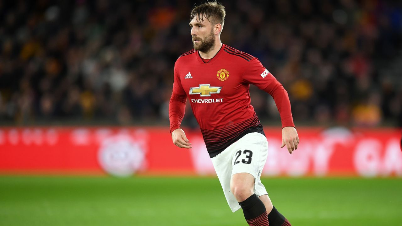 Platz 6 - Luke Shaw (Manchester United) - Bildquelle: 2019 Getty Images