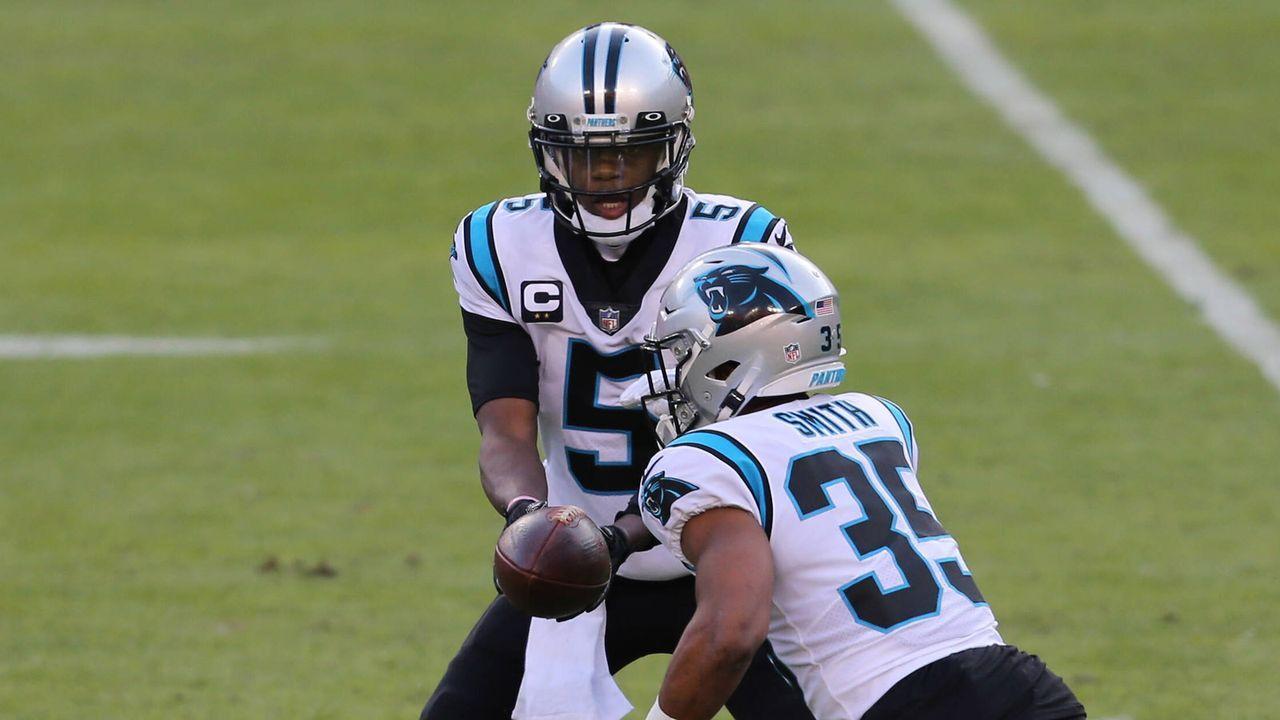 Carolina Panthers - Bildquelle: imago images/Icon SMI