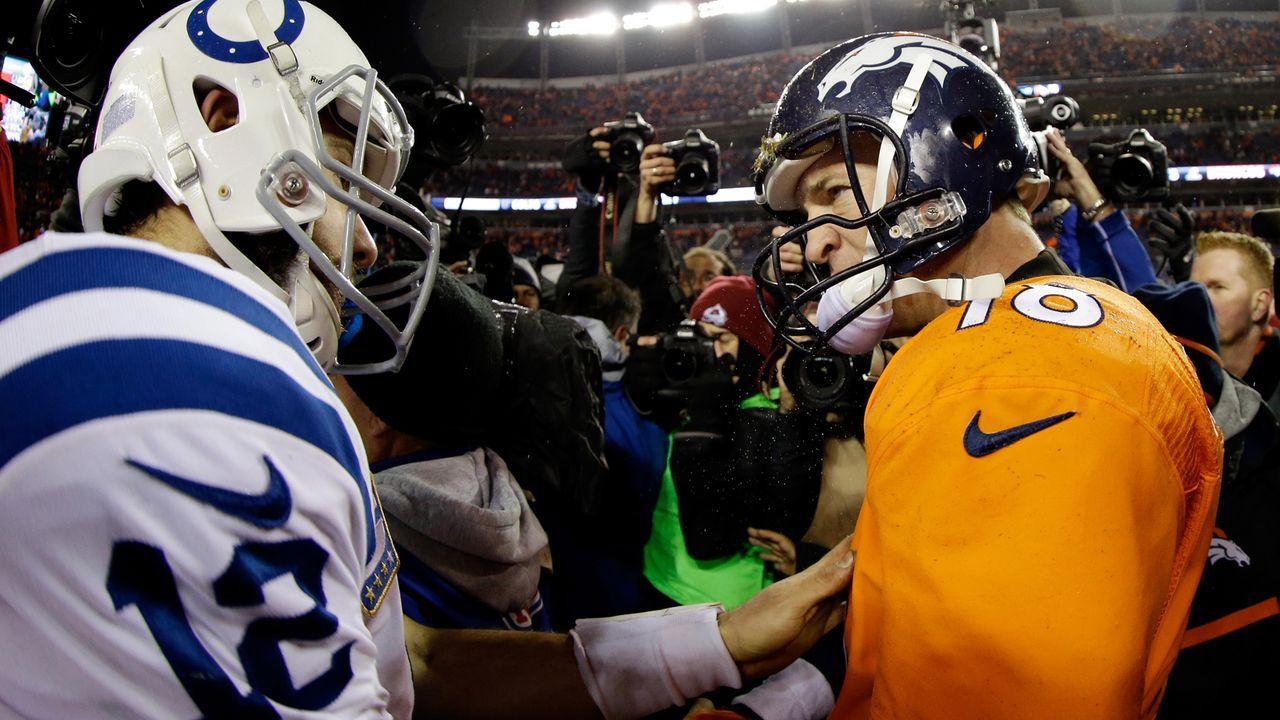 11. Januar 2015: Indianapolis Colts at Denver Broncos (Divisional Round) - Bildquelle: 2015 Getty Images