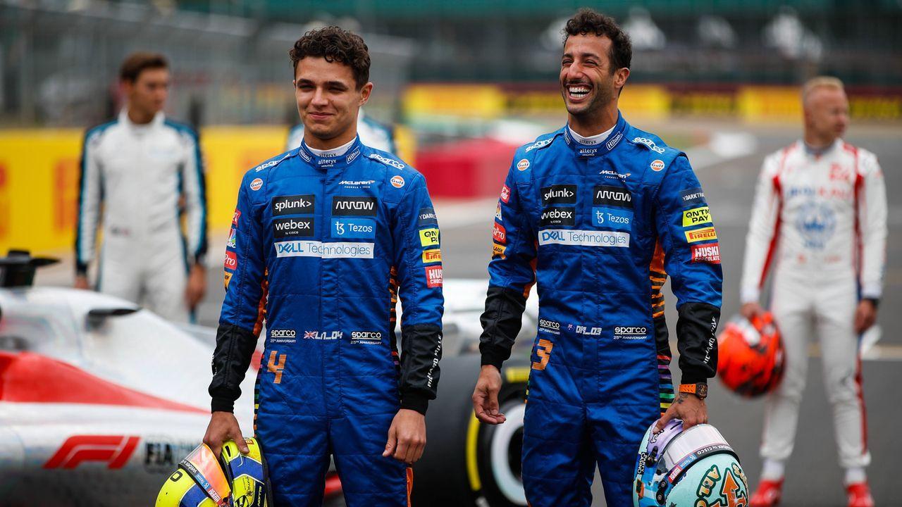 McLaren - Bildquelle: imago images/Motorsport Images