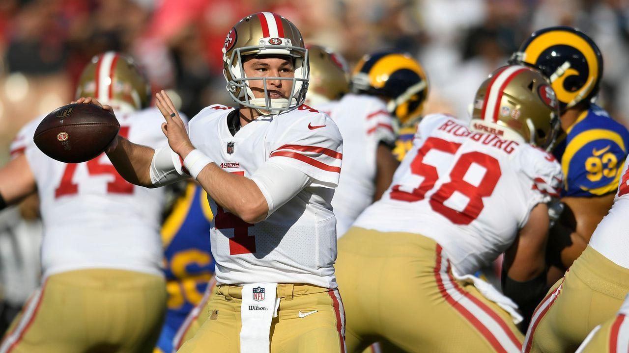Platz 5: San Francisco 49ers - 30 Siege - Bildquelle: Getty Images