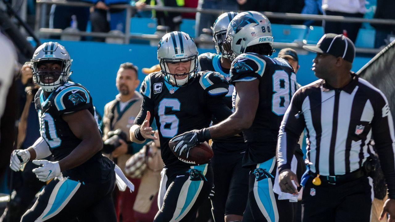 Carolina Panthers - Bildquelle: imago/ZUMA Press